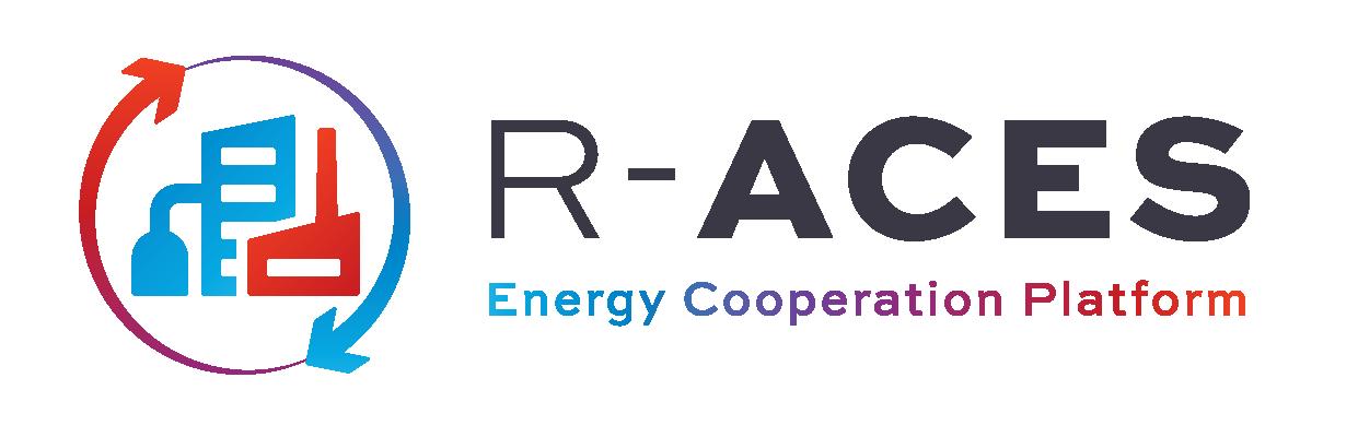 R-ACES Logo with baseline horizontal