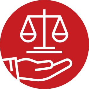 R-ACES Icon Legal Decision Support Tool