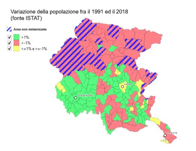 Analysis of demographic trends (Source: https://www.interreg-central.eu/Content.Node/ENTRAIN/Regional-action-plans-summary-%5bENG%5d.pdf)